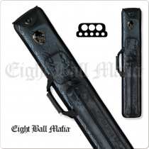 Action Eight Ball Mafia EBMCNA 3x5 Hard Cue Case