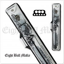 Action Eight Ball Mafia EBMCNB 3x5 Hard Cue Case