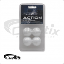 Foosball FBSBP Smooth Balls - Blister Pack