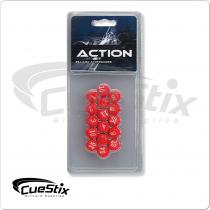Action GAPBR Red Scoring Pills - Blister Pack