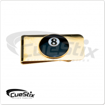8-Ball NI8MC1 Money Clip - Single