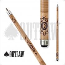 Outlaw OL08 Pool Cue