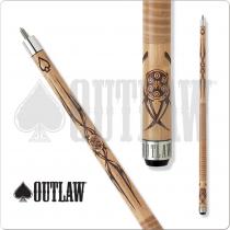 Outlaw OL09 Pool Cue