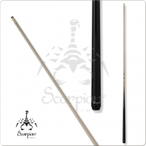 Scorpion SCOOP04 Sneaky Pete One Piece Cue