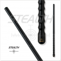 Stealth Black Bomber STHBK01 Break Cue - 25oz