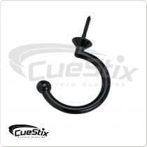 Small Black TPHKBF Facemount Hook