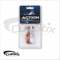 Action TRGT Cue Tips & 10G Glue in Blister Pack