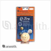 Aramith IPQT Q-Tru Training Ball