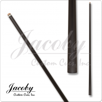 Jacoby JCBCF2 Black Carbon Fiber Shaft