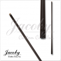 Jacoby JCBCF Uni Loc Black Carbon Fiber Shaft