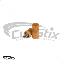 Exotic JPEX Wood Joint Protector Male Only Birdseye Maple