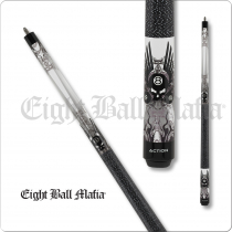 "Eight Ball Mafia JREBM01 52"" Junior Cue"