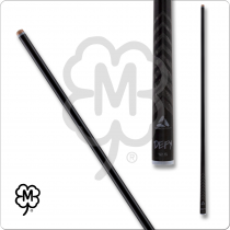 McDermott MCDCF Defy Carbon Fiber Shaft 12mm Grey Collar