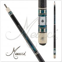 Meucci MECAS03 Casino 3 Pool Cue