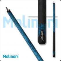 Molinari MLP3 T. Blomdahl P3 BLCA Pool Cue
