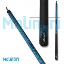 Molinari MLPP3 T. Blomdahl P3 BLCA Pool Cue