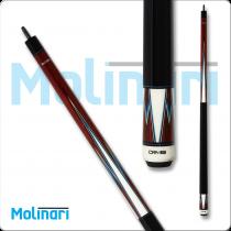 Molinari MLSP18B Pool Cue
