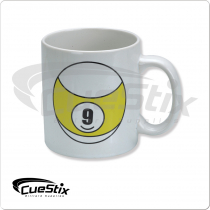 9-Ball Coffee Mug
