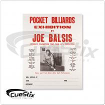 Poster NIP10 - Joe Balsis