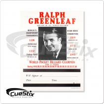 Poster NIP12 - Ralph Greenleaf
