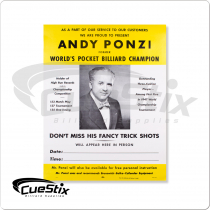 Poster NIP16 - Andy Ponzi