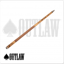 Outlaw OL46B Pool Cue Misprint