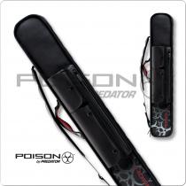 Poison Armor POC03 3x4 Soft Cue Case