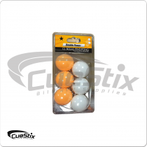 Ping Pong PP1116 Balls - Pack of 6