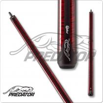 Predator P3 PREP3RN - Burgundy -  No Wrap