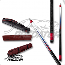 Predator PRERL07 Revo 12.4 Cue and Soft case package