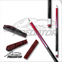 Predator PRERL09 Revo 12.4 Cue and Soft case package