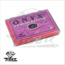 Tiger Onyx QTTON12 Cue Tip - box of 12
