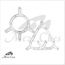Mezz RKTURC Turtle Rack Combo