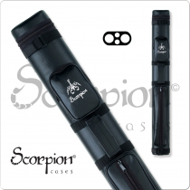 Scorpion SC22A 2x2 Hard Cue Case