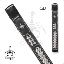 Scorpion SC22B 2x2 Hard Cue Case