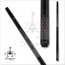 Scorpion HD-Tech SCO116 Cue - Wooden Shaft