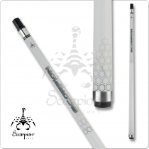 Scorpion HD-Tech SCO118 Cue - Matching Shafts