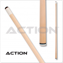 Action STRXS White Collar w/ Silver Ring Shaft