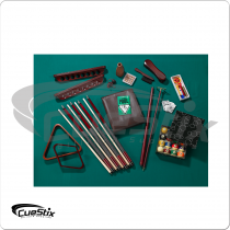 Action Deluxe Table Kit Chocolate
