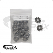 "T-Nuts TPVTN 1/4"" Bag of 20"