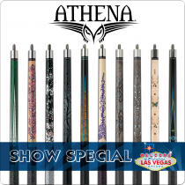 Athena Cues Trade Show Deal