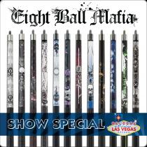 Eight Ball Mafia Cues Trade Show Deal