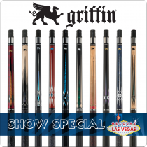 Griffin Cues Trade Show Deal