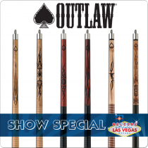 Outlaw Cues Trade Show Deal