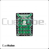 Cue Cube TTCC25 Tip Tools Card