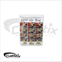 Tip Pik TTTP12 Tip Tools Card of 12