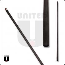 Pool UTCF8 Cues - Shafts - Carbon Fiber Shafts