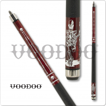 Voodoo Blood VOD34 Knockout Pool Cue