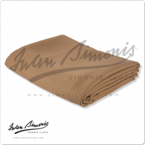 Simonis 760 Cloth - Camel - 7ft